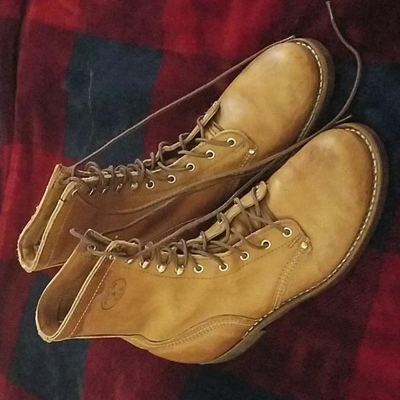 d6e5f85970b Mens size 8 Carolina lace up boots